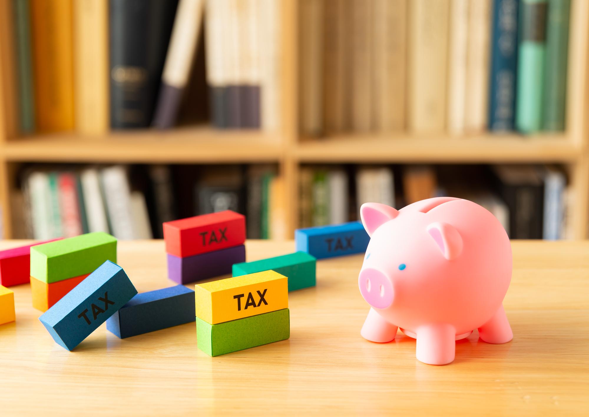 副業したら税金はどうなるの?副業にまつわる税金とは